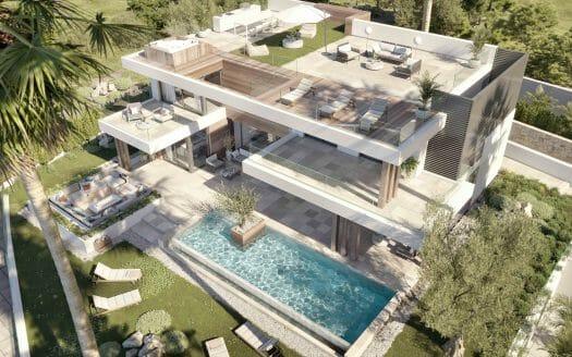 luxe-villa-bovenaanzicht-zwembad