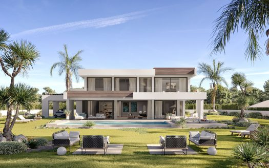 Oceanic villa Manilva