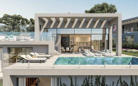 La finca de Jasmine luxe villa Benehavis